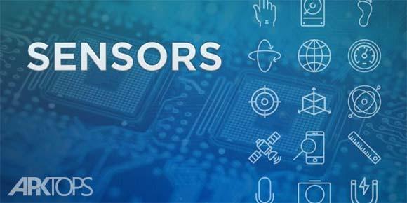 Sensors Toolbox دانلود برنامه کنترل سنسور های گوشی