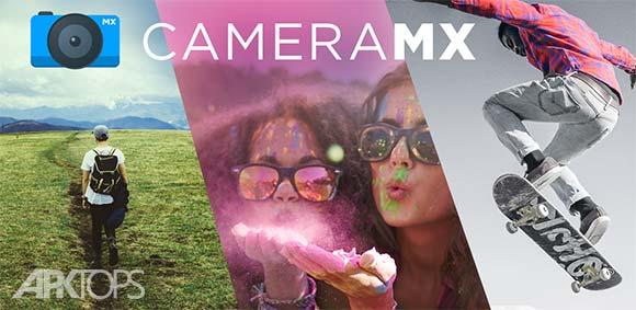 Camera MX v4.6.154 Unlocked دانلود برنامه کمرا ام ایکس
