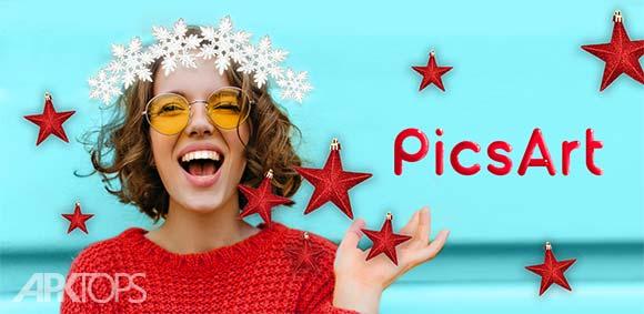ویرایش تصاویر در گوشی با PicsArt – Photo Studio