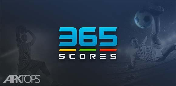 365Scores: Sports Scores Live v5.1.2 برنامه نمایش نتایج مسابقات ورزشی