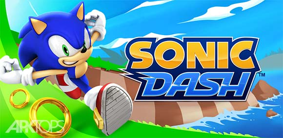 Sonic Dash v3.8.0.Go دانلود بازی سونیک دش گو + مود