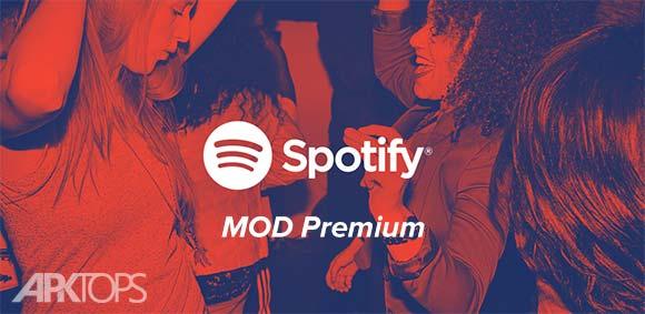 Spotify Music v8.4.42.722 دانلود نسخه مود شده اسپاتیفای + خرید اکانت