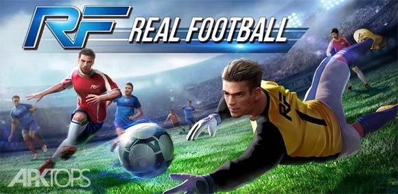 Real Football دانلود بازی پرطرفدار فوتبال واقعی