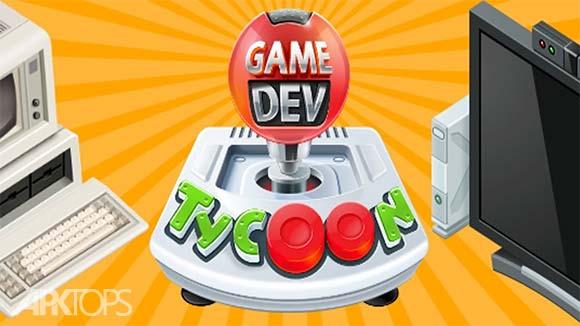 Game Dev Tycoon دانلود بازی سرمایه گذاران برای اندروید