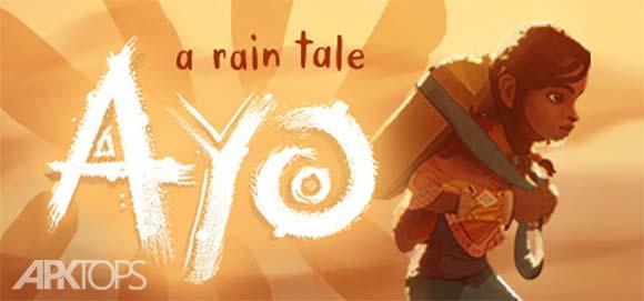 Ayo A Rain Tale دانلود بازی آیو افسانه باران برای اندروید