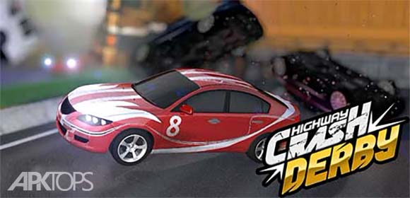 Highway Crash Derby دانلود بازی سقوط بزرگراه برای اندروید
