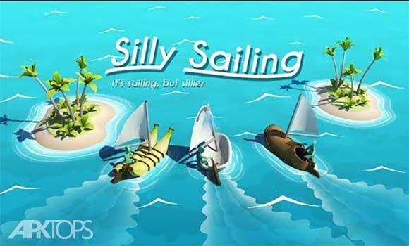 Silly Sailing دانلود بازی قایقرانی احمقانه برای اندروید