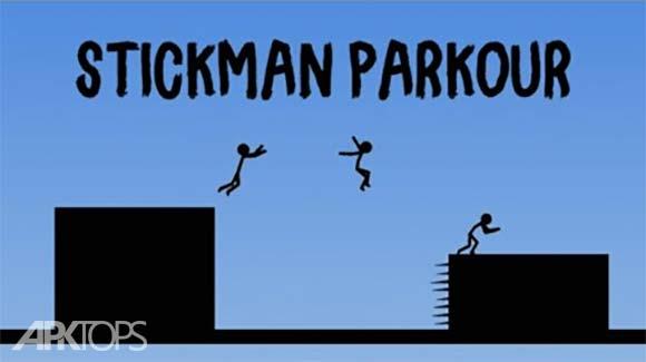 Stickman Parkour Platform دانلود بازی پارکور استیکمن برای اندروید