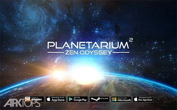 Planetarium 2 Zen Odyssey Wonders of Astronomy دانلود بازی سیاره ی زمین