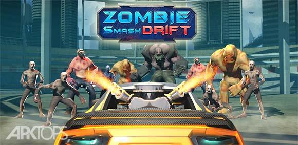 Zombie Smash Road Kill دانلود بازی در هم کوبیدن زامبی ها