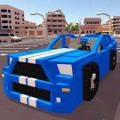 Blocky Car Racer v1.07 دانلود بازی جذاب مسابقه ی ماشین های بلوکی