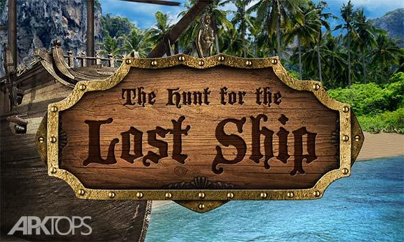 The Hunt for the Lost Ship دانلود بازی شکار برای کشتی از دست رفته