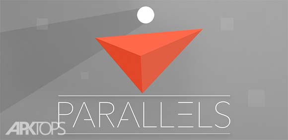 Parallels Minimal Platformer دانلود بازی پرش موازی