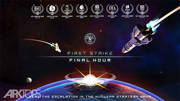 First Strike Final Hour دانلود بازی اولین ضربه برای اندروید