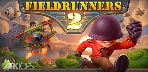 Fieldrunners 2 دانلود بازی دوندگان منطقه