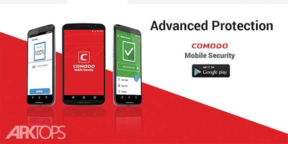 Comodo Mobile Security دانلود برنامه امنیت موبایل کومودو