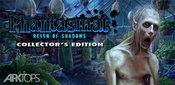 Hidden Object Phantasmat Reign of Shadows دانلود بازی جذاب شئ مخفی سلطنت سایه ها