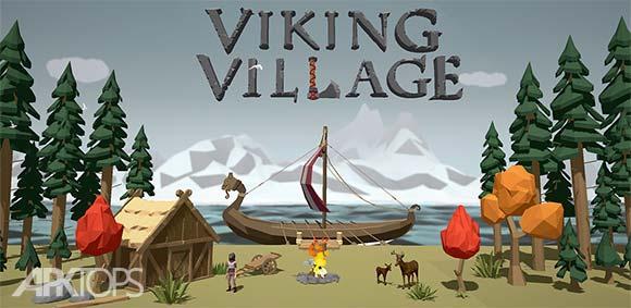 Viking Village دانلود بازی فوق العاده ی روستای وایکینگ ها
