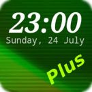 DIGI Clock Widget Plus v1.27Plus build 21045 دانلود برنامه ویجت ساعت دیجیتال اندروید