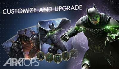 Injustice 2 v2.6.1 دانلود بازی بی عدالتی 2 برای اندروید