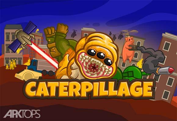 Caterpillage دانلود بازی کترپیلاژ