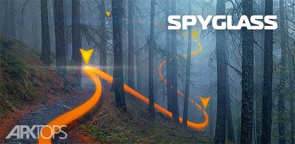 Spyglass دانلود برنامه ابزار های مسیریابی خارج از شهر اندروید