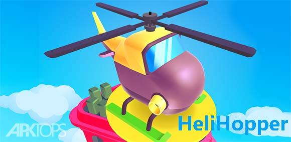 HeliHopper دانلود بازی جذاب هلی هاپر