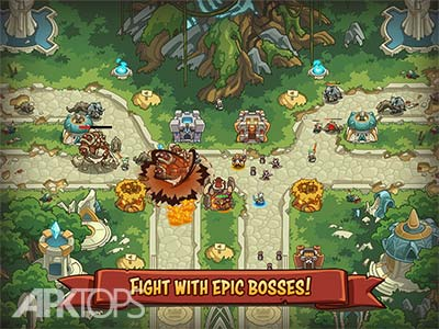 Empire Warriors TD Premium v0.9.5 دانلود بازی جنگجویان امپراطوری + مود اندروید