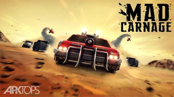 Mad Carnage دانلود بازی قتل عام دیوانه وار