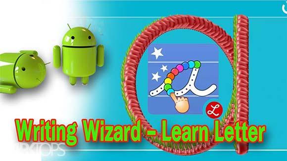 Cursive Writing Wizard Premium دانلود برنامه آموزش الفبای انگلیسی به کودکان