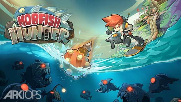 Mobfish Hunter دانلود بازی ماهی شکارچی برای اندروید