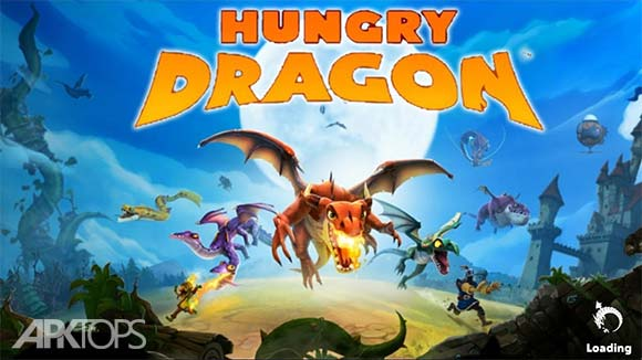 Hungry Dragon دانلود بازی اژدهای گرسنه