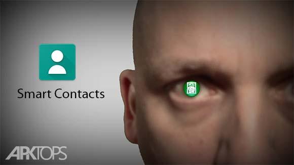 Smart Contacts دانلود اسمارت کانتکت برنامه نمایش مخاطبین اندروید