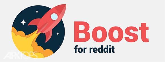 Boost for reddit برنامه نمایش مطالب جذاب از سراسر وب اندروید
