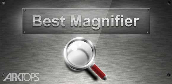 Best Magnifier v4.1 دانلود برنامه ذره بین