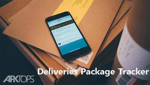 Deliveries Package Tracker دانلود برنامه دنبال کردن بسته های پستی اندروید