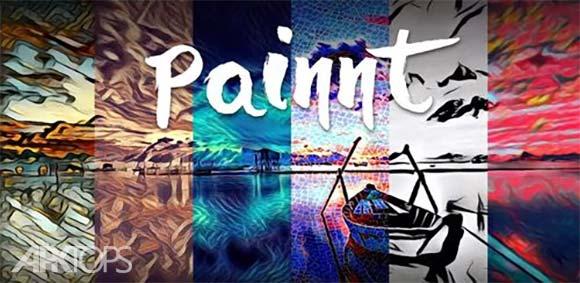Painnt Pro Art Filters دانلود برنامه تبدیل تصاویر به نقاشی اندروید