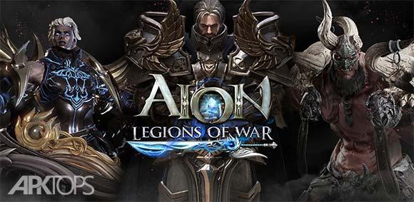 AION Legions of War دانلود بازی لژیون های نبرد