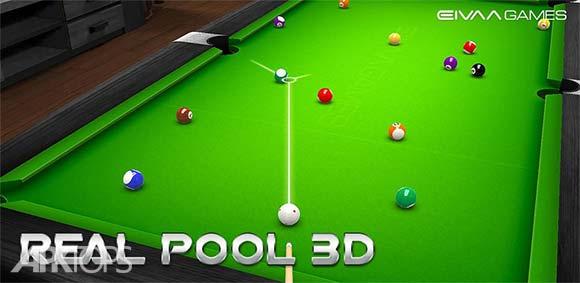 Real Pool 3D دانلود بازی بیلیارد واقعی