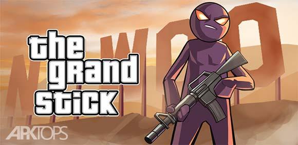 The Grand Stickman دانلود بازی استیکمن بزرگ