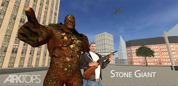 Stone Giant دانلود بازی غول سنگی