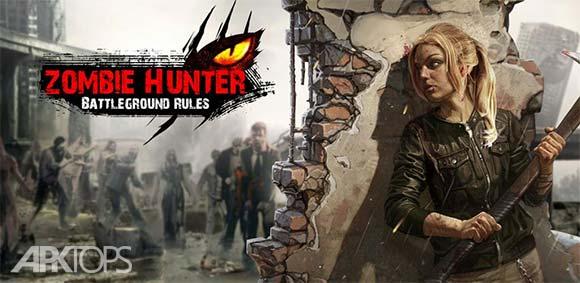 Zombie Hunter Battleground Rules دانلود بازی شکارچی زامبی قوانین نبرد