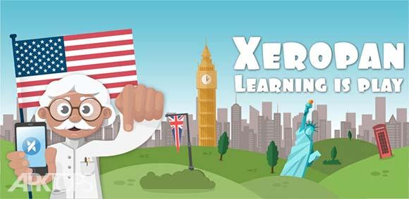Xeropan Your English Teacher دانلود برنامه آموزش زبان انگلیسی ژروپن