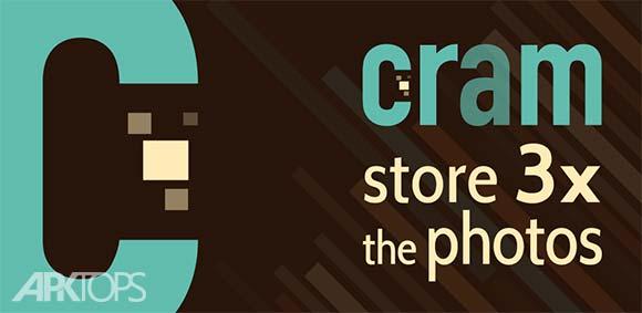 Cram Reduce Pictures دانلود برنامه کاهش حجم تصاویر