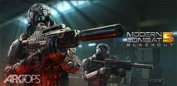 Modern Combat 5 eSports FPS v3.0.1a دانلود بازی مدرن کمبات 5