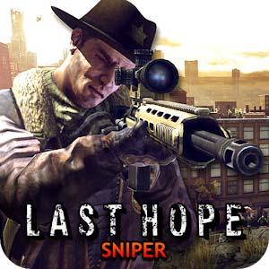 Last Hope Sniper Zombie War v1.57 دانلود بازی آخرین امید تک تیر انداز در جنگ زامبی ها+مود اندروید