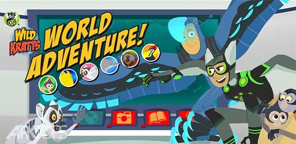 Wild Kratts World Adventure دانلود بازی ماجراجویی در دنیای وحش