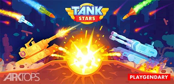 Tank Stars دانلود بازی ستاره های تانک