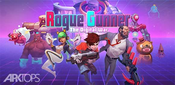 Rogue Gunner Pixel Shooting دانلود بازی اسلحه ی سرکش تیراندازی پیکسلی