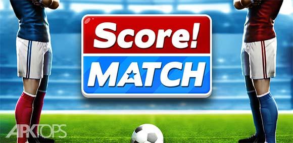Score Match دانلود بازی جذاب امتیاز مسابقه